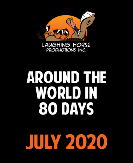 Around the World in 80 Days - July 2020