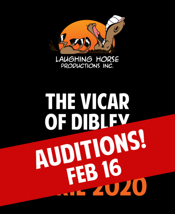 The Vicar of Dibley - the auditions!