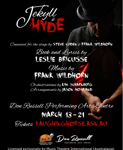 Jekyll & Hyde The Musical - March 2020