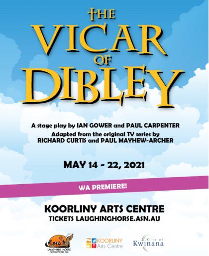 The Vicar of Dibley - MAY 14 - 22, 2021
