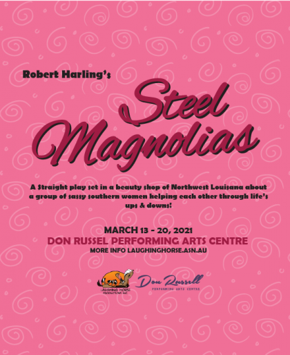 Steel Magnolias - The auditions!