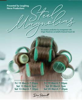 Steel Magnolias - March 12 - 20, 2021