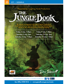 Jungle Book The Musical - JULY 2 - 10, 2021